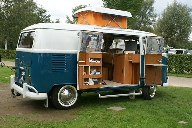 Outfitted Vw Van For Campingoutfitted Vw Van For Camping