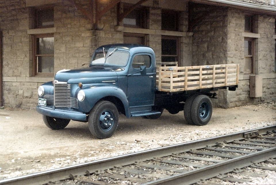 International Harvester 1949 KB-5