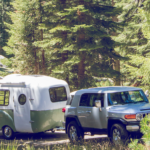 Tiny Lightweight Camper Has Room For Everything You Need (And More)