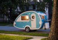 Buy a Teardrop Trailer and Travel the Land