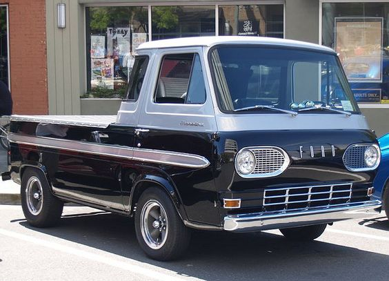 Where would you take your Econoline Van?