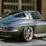 63 split window Corvette packing a LS3 and pushing 500hp