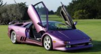 The Lamborghini Diablo Need for Speed