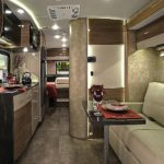 Motorhome with the best gas milage