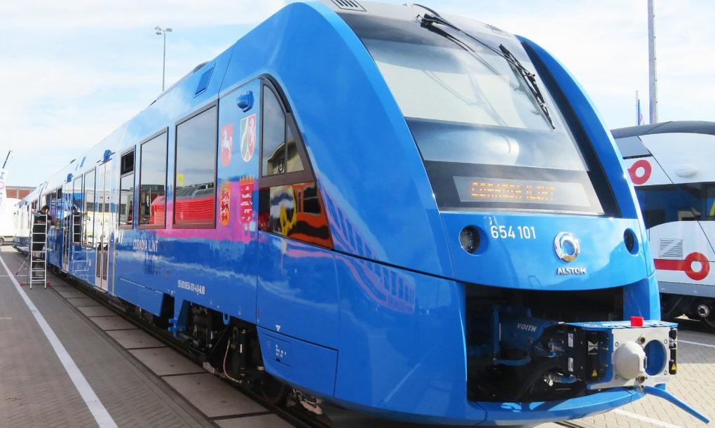 World's First Zero Emissions Train