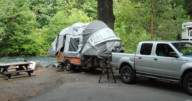 Opus Camper Travel Trailers