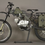 Motopeds Survival Bike is the Ultimate in Pedal-Power Adventuring