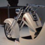 Harley-Limousine bei der Essen Motor Show 2012