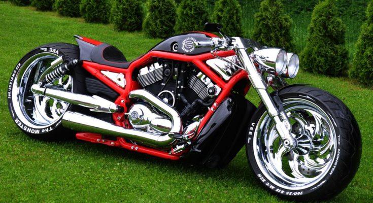 Turbo Harley