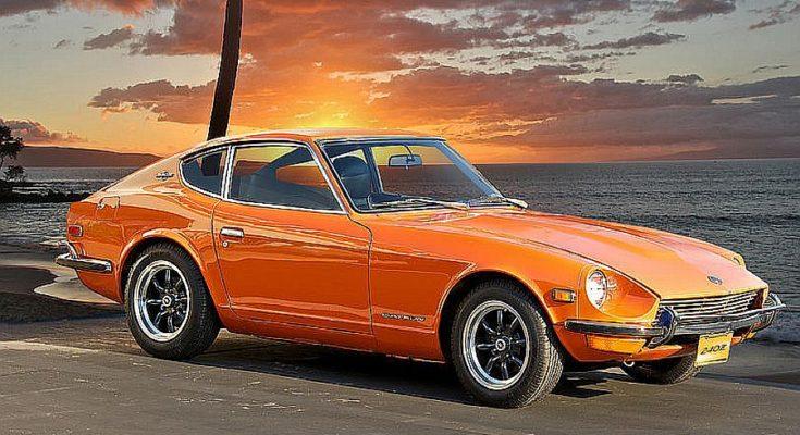 The Datsun 240-Z