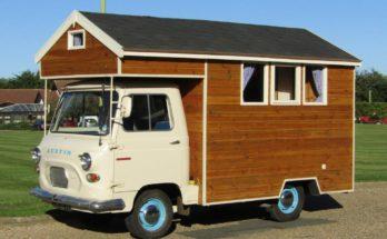 1970 Austin Camper Home