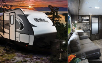 Extreme Light Travel Trailers