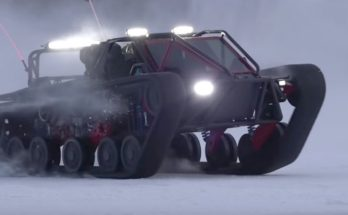 Personal Offroad RV with 1500 HP and it will take on ANY conditions