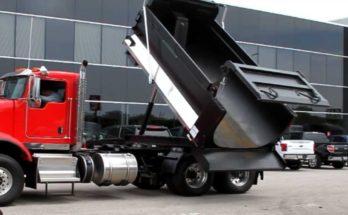 Rotating Dump Truck Beds