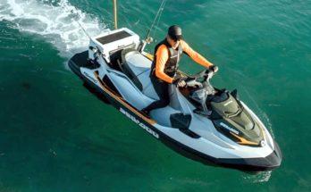 Sea-Doo's New Fishing Jet-Ski