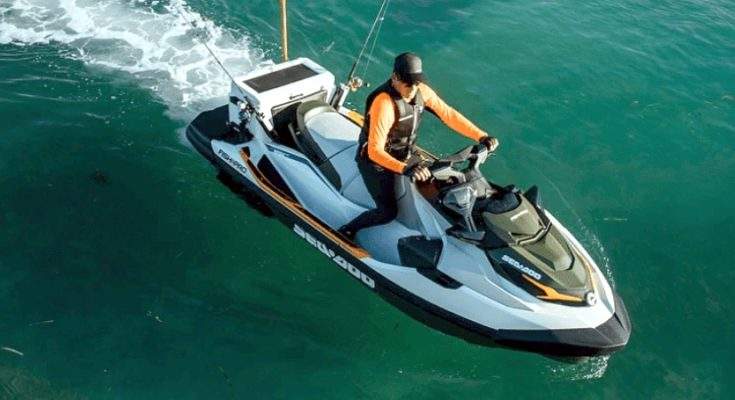Sea-Doo's New Fishing Jet-Ski
