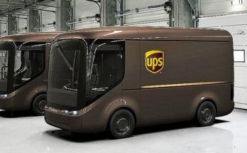 UPS has new trucks. Check them out.