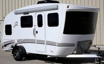 The New inTech RV Sol travel trailer